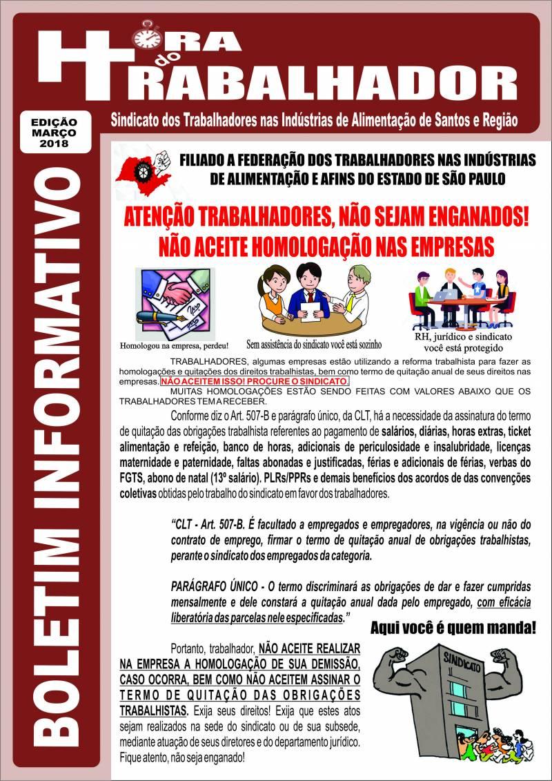 Sindicato Dos Trabalhadores Nas Industrias De Alimenta O De Santos